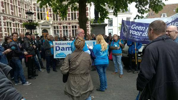 01-dampersprotest-Utrecht